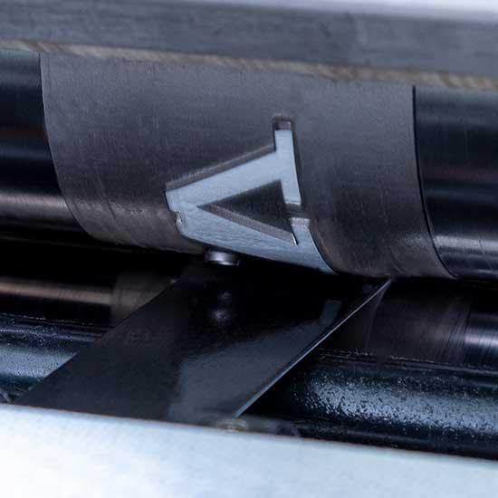 Stanz-Teile für die Automobil-Industrie